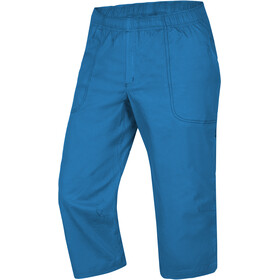 Ocun Jaws 3/4 Broek Heren, capri blue